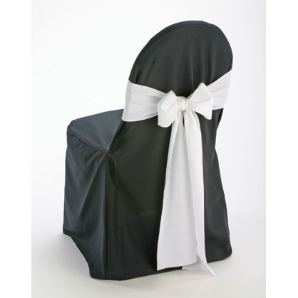 Chair Cover Bows chair bows - chair sashes - elegant chair covers - new york, ny